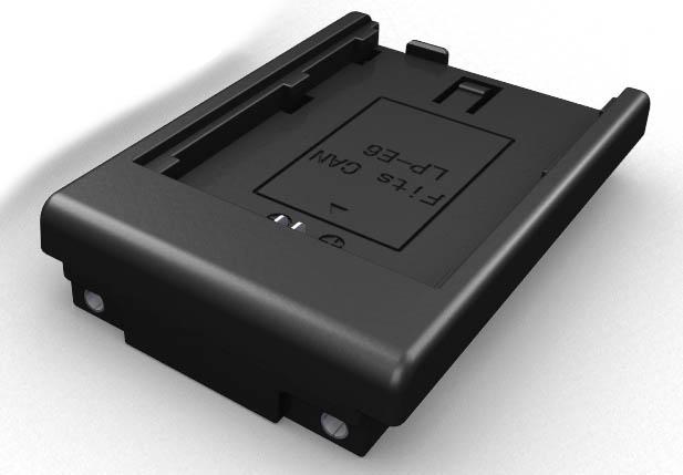 Atomos Canon 5D Mark III Battery Adapter - ATOMPLT001
