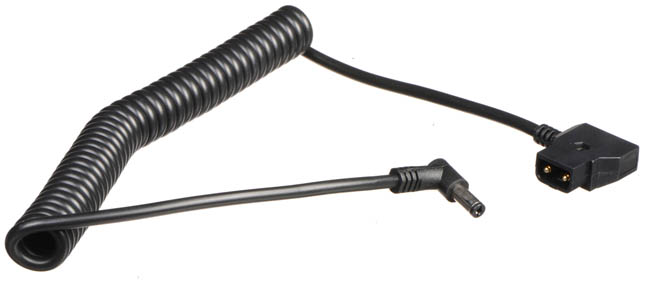 Atomos D-Tap to DC Barrel Cable - ATOMDTPCB1