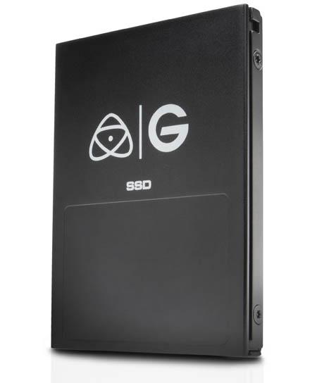 Atomos Master Caddy 4K by G-Technology - 512GB