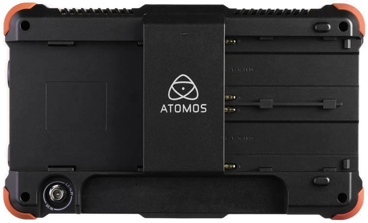 Atomos Ninja Flame Kit - ATOMNJAFL2 - Rear Battery