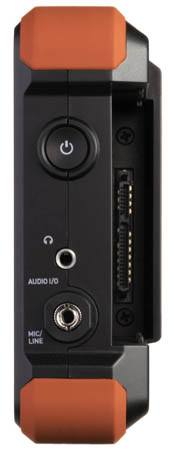 Atomos Ninja Flame - ATOMNJAFL2 - Right Audio Connections