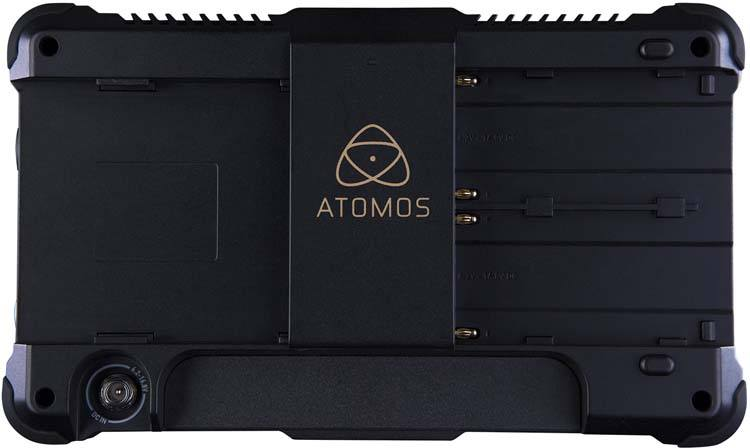 Atomos Ninja Inferno - ATOMNJAIN1 - Rear Connectors