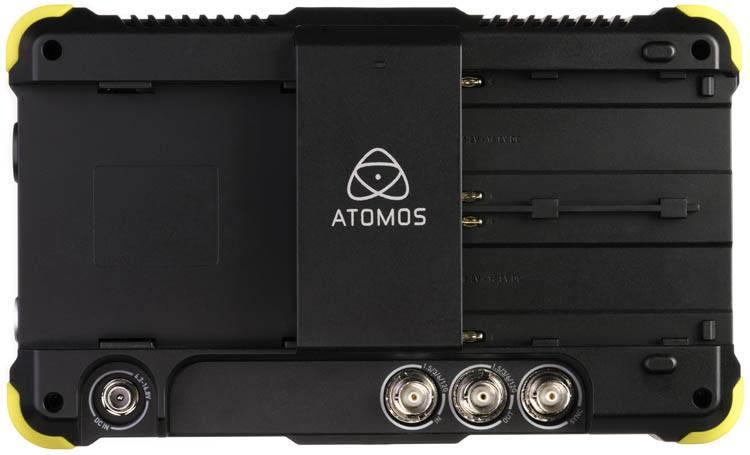 Atomos Shogun Flame Kit - ATOMSHGFL1 - Rear Connections
