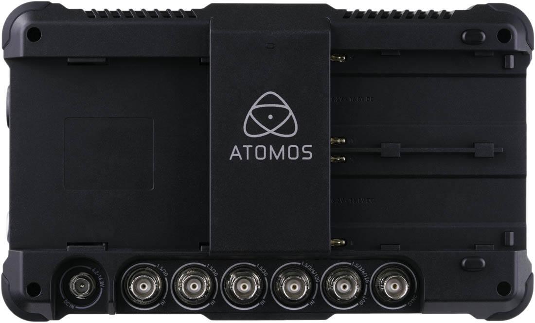 Atomos Shogun Inferno Kit - ATOMSHGIN1 - Connectors