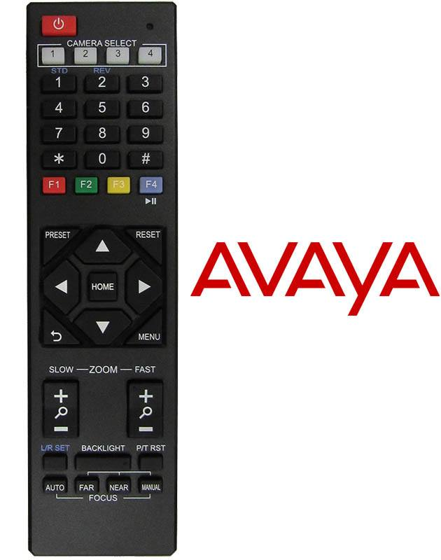 Avaya Huddle Camera - Remote Control - HC020 - HC050
