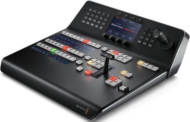 Blackmagic Design ATEM 1 M/E Advanced Broadcast Panel - BMD-SWPANELADV1ME