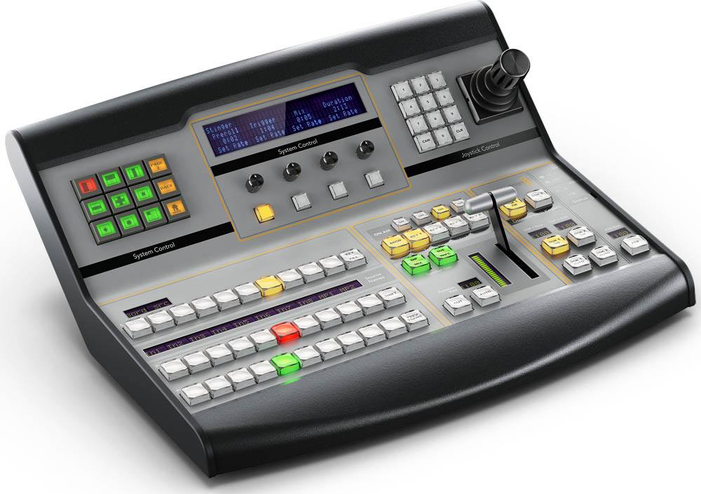 Blackmagic Design ATEM 1 M/E Broadcast Panel - SWPANEL1ME