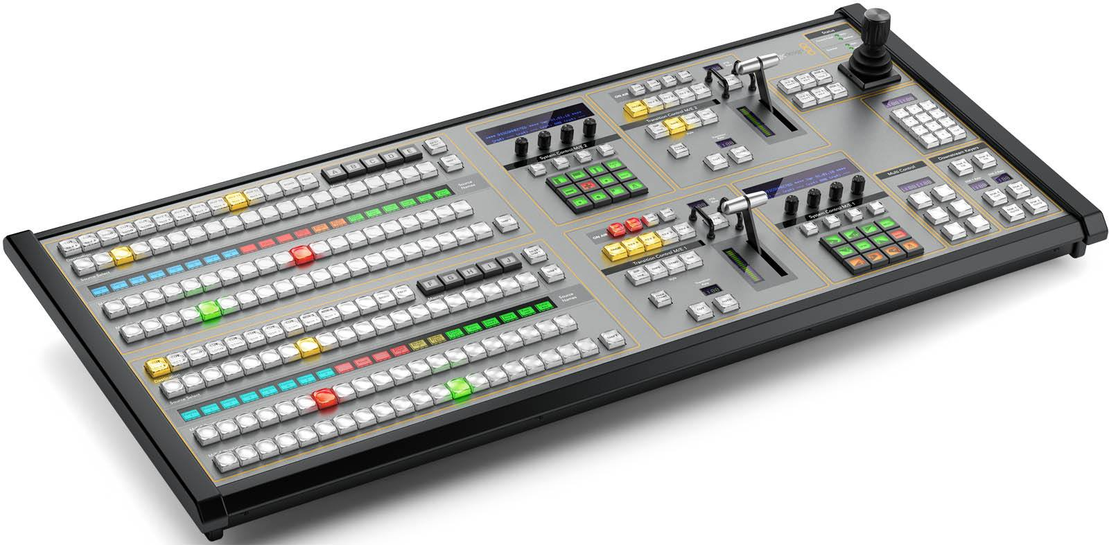 Blackmagic Design ATEM 2 M/E Broadcast Panel - SWPANEL2ME