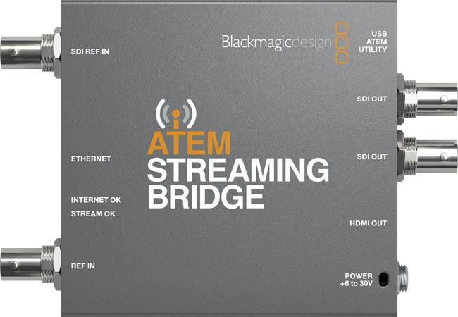 Blackmagic Design ATEM Streaming Bridge - SWATEMMINISBPR