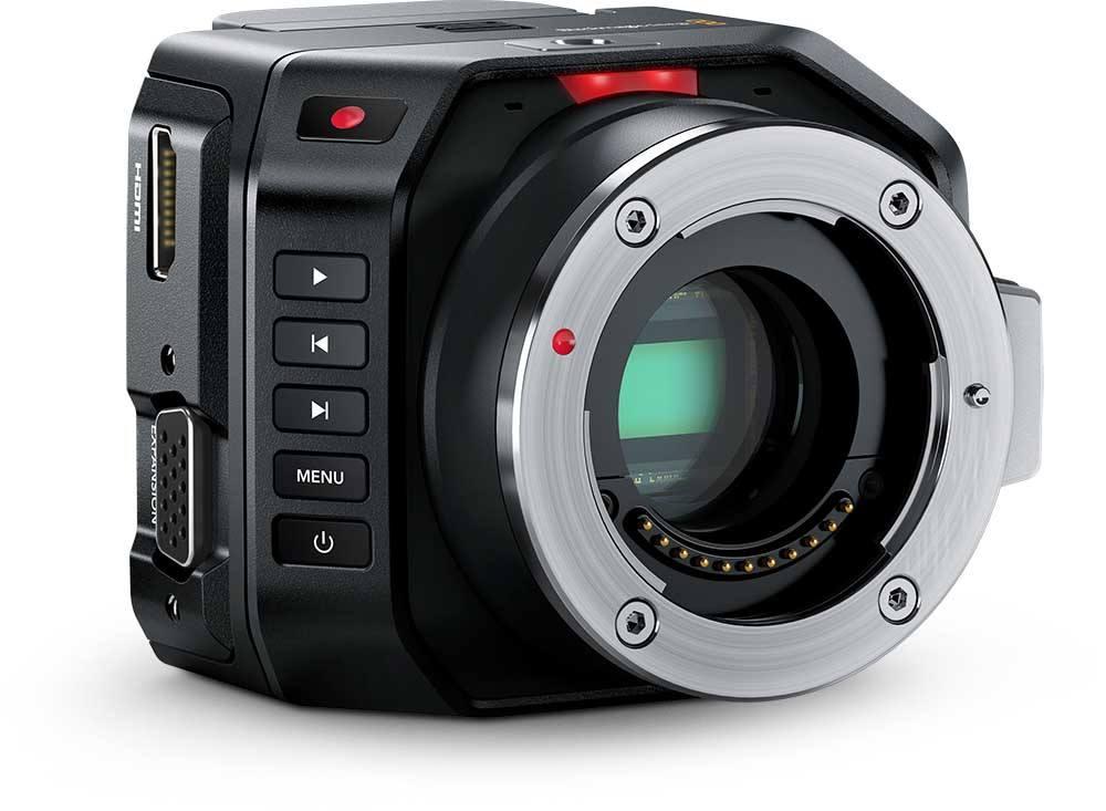 Blackmagic Micro Cinema Camera CINECAMMICHDMFT