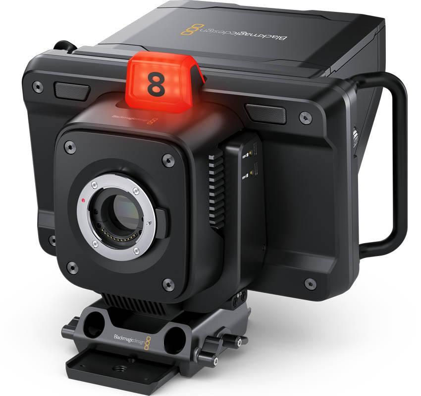 Blackmagic Design Studio Camera 4K Plus - CINSTUDMFT/G24PDD