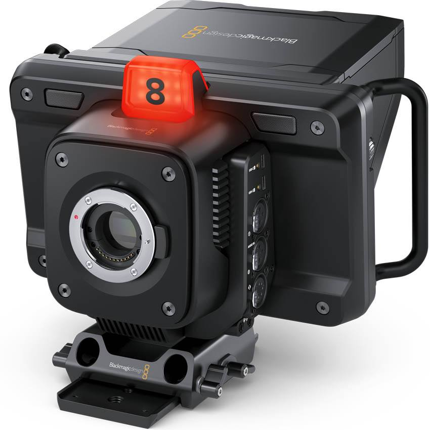 Blackmagic Design Studio Camera 4K Pro - CINSTUDMFT/G24PDF