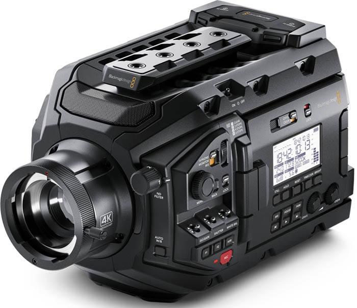 Blackmagic URSA Broadcast Camera - CINEURSAMWC4K