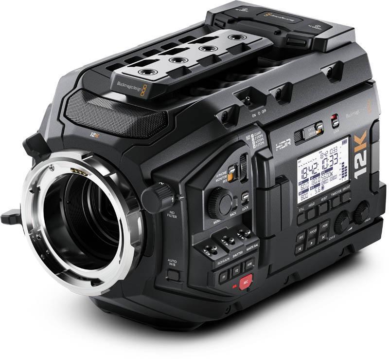 Blackmagic URSA Mini Pro 12K - CINEURSAMUPRO12K