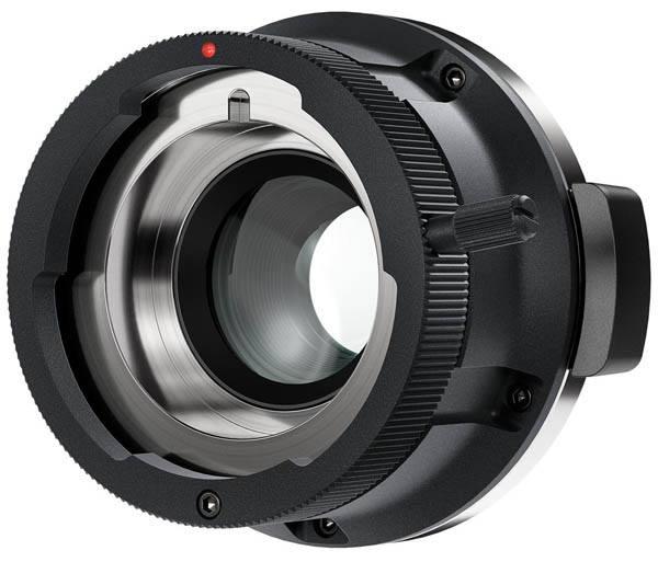 Blackmagic URSA Mini Pro B4 Mount - BMD-CINEURSAMUPROTB4HD