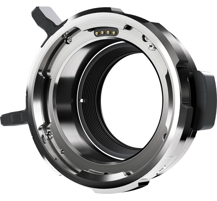 Blackmagic URSA Mini Pro PL Mount - BMD-CINEURSAMUPROTPL