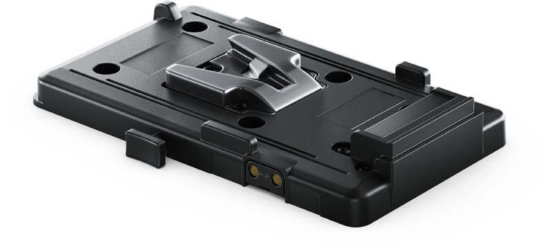 Blackmagic Design URSA VLock Battery Plate - BMD-CINEURVLBATTAD