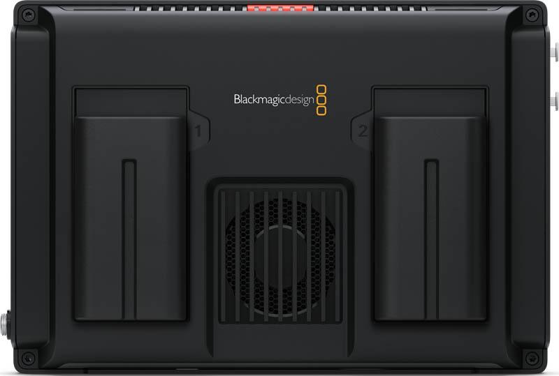 "Blackmagic Video Assist 7"" 12G HDR - BMD-HYPERD/AVIDA12/7HDR - SD Cards, control"