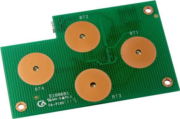 BrightSign BP200HI - USB 4-Button Touch Panel