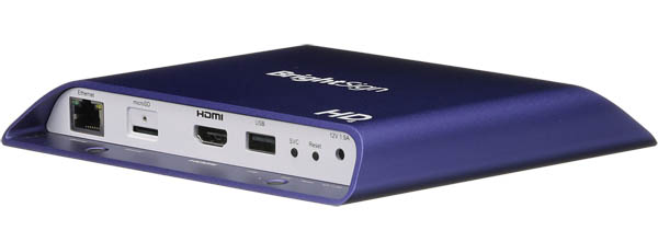 BrightSign HD1024 HD Digital Signage Player