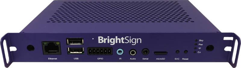 BrightSign HO523 OPS-Compatible Digital Signage Player