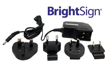 BrightSign PA-W12V1.5A-3.5 Power Supply