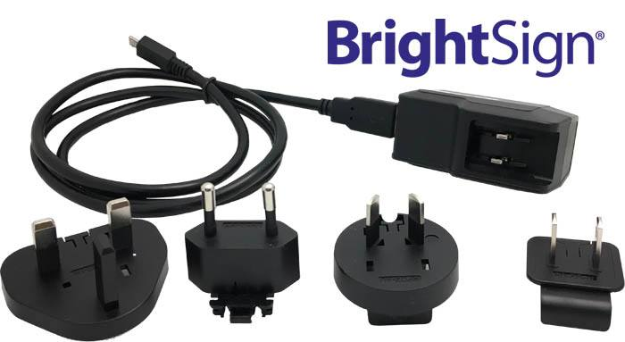 BrightSign PA-W5V2A-USB LS-Series Power Supply