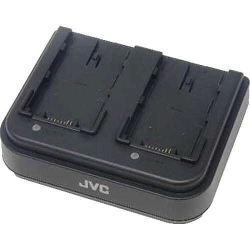 JVC AA-VC20U Dual Charger with Fast Charge Slot