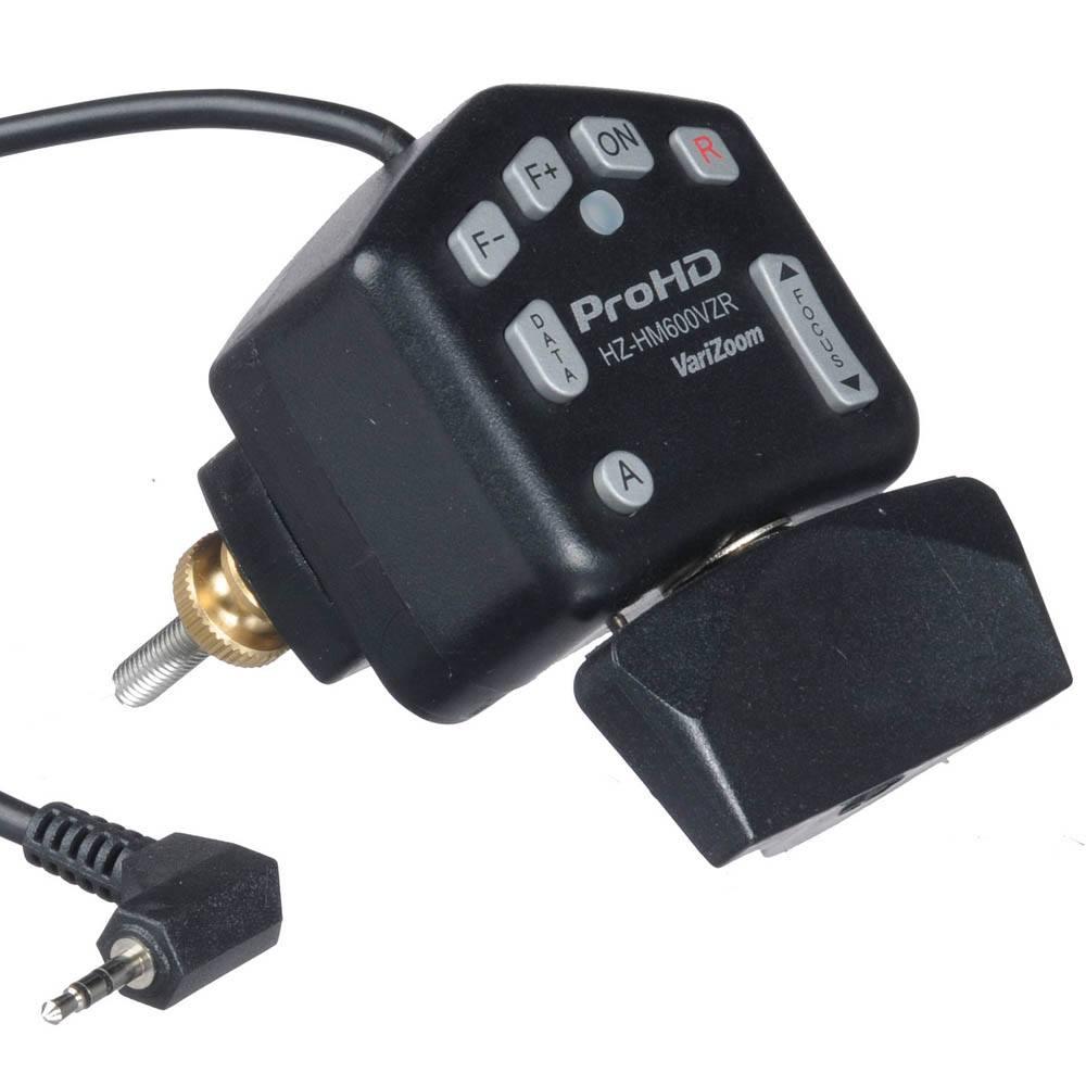 JVC Remote Lens Control - HZ-HM600VZR