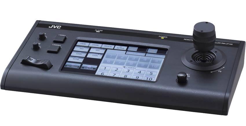 RM-LP100U - JVC PTZ Camera Controller