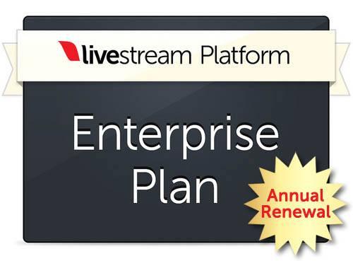 Livestream Platform Enterprise Discounted Renewal