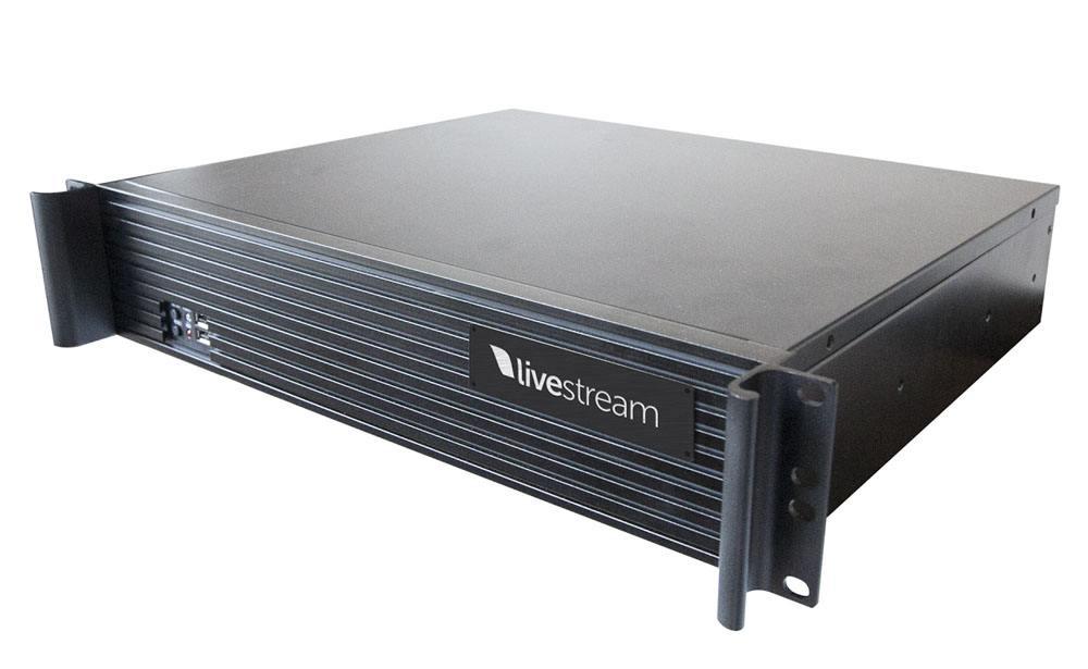 Livestream Studio HD31 - front with Studio Keyboard