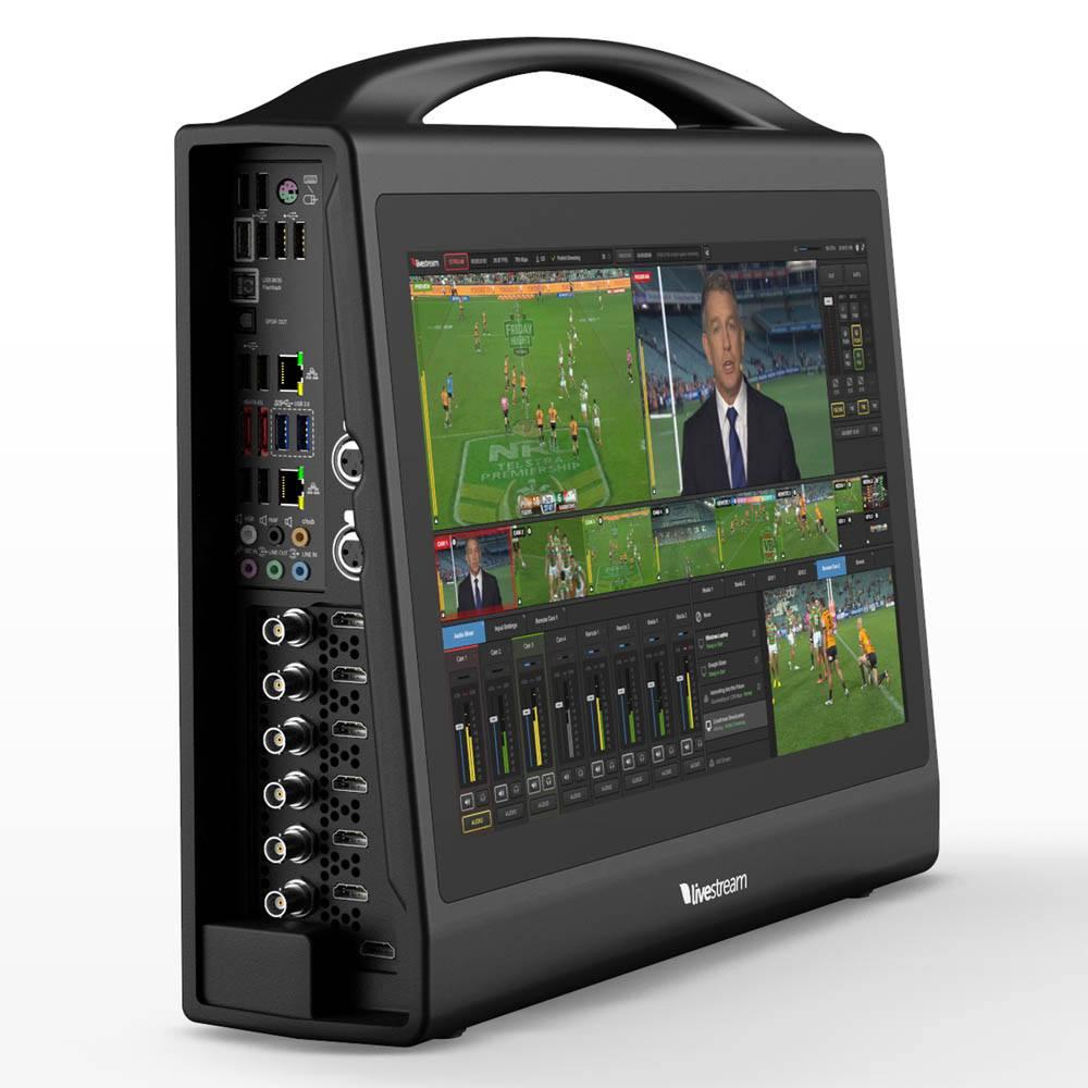 Livestream Studio HD550 - Ultra-Portable Switcher