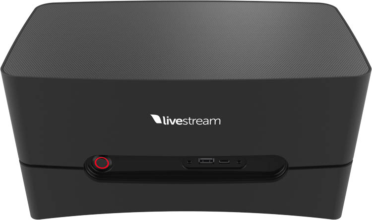 Livestream Studio One 4K HDMI - Compact Switcher - top
