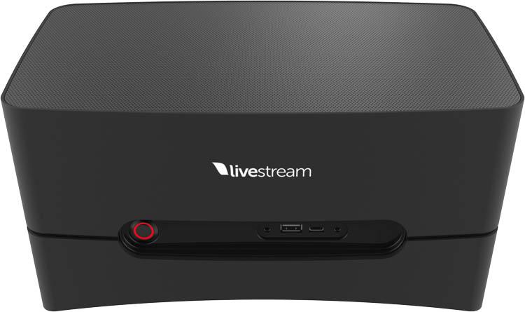 Livestream Studio One 4 HDMI - Compact Switcher - top