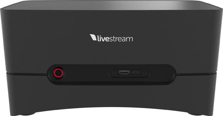Livestream Studio One 4x SDI - connections
