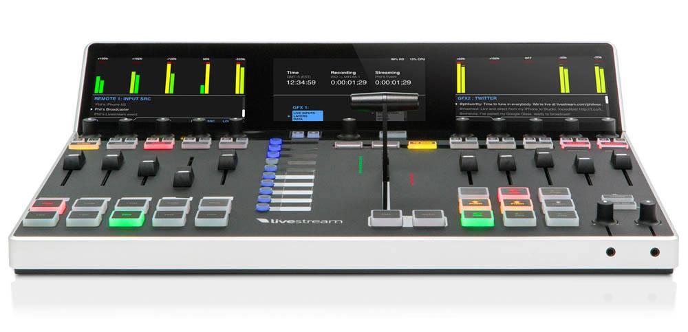 Livestream Studio Surface Core Module - front