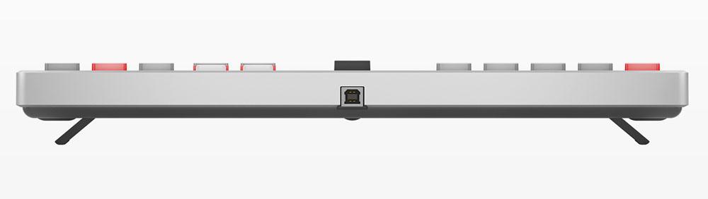 Livestream Studio Surface Go - rear connection
