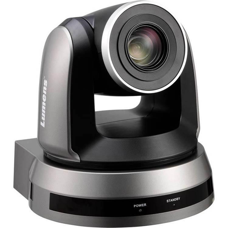 Lumens 20x 3G-SDI, HDMI, IP, PTZ Camera - VC-A50PB - Gray / Black - VC-A50PB