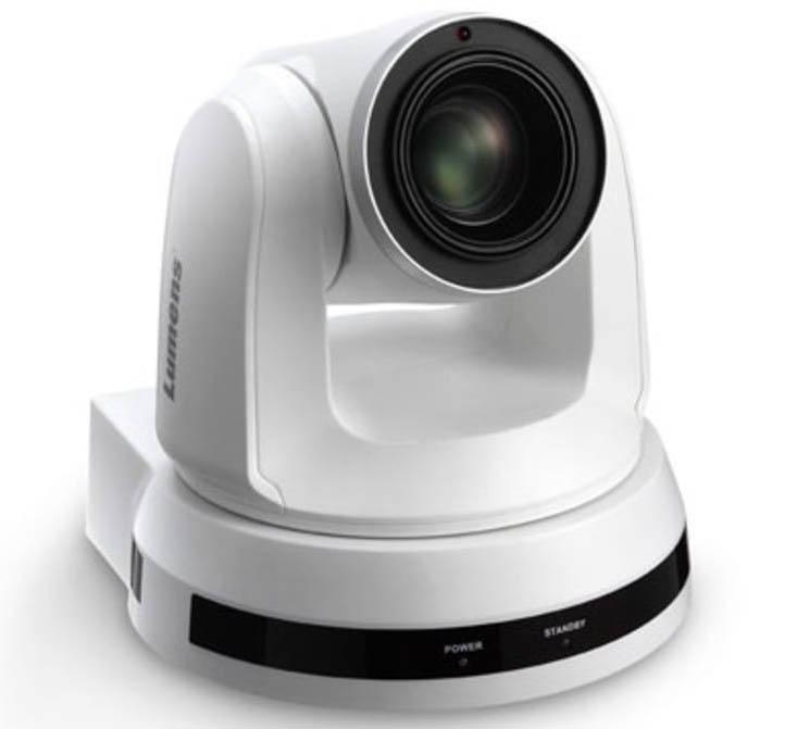 4K UHD PTZ Camera - VC-A70HW - White