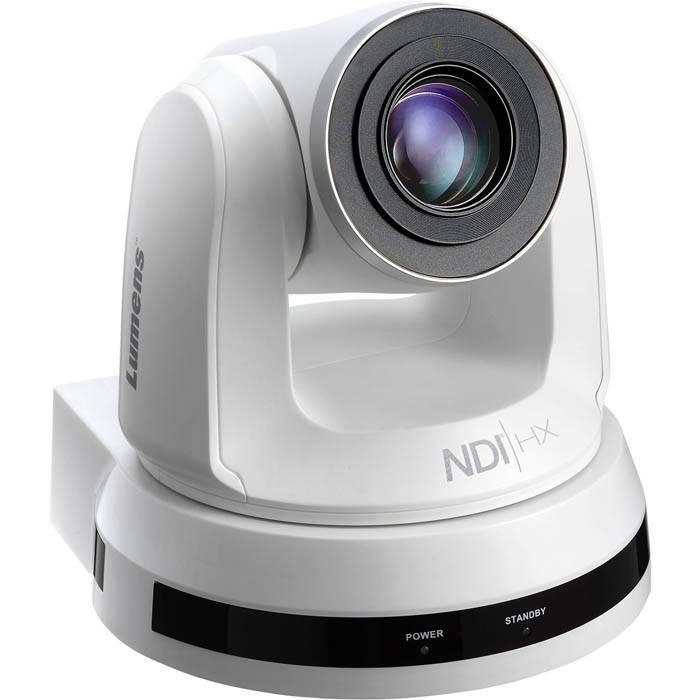 NDI:HX PTZ Camera - VC-A50PNW - White