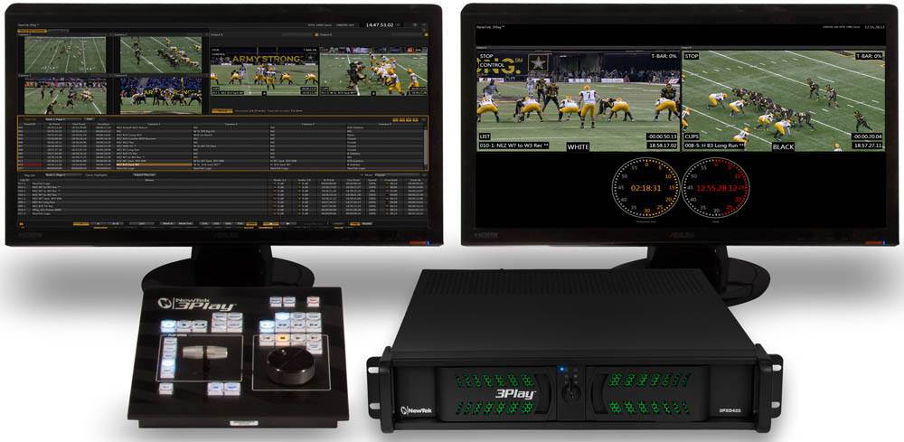 3Play 425 HD Instant Replay