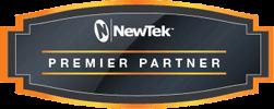 NewTek Premier Partner Logo