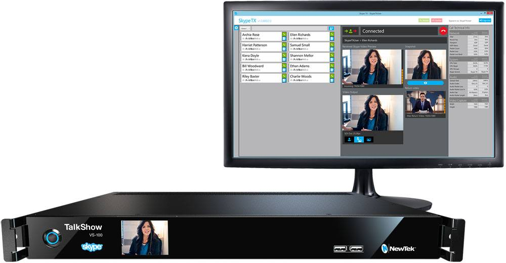 TalkShow Skype-TX
