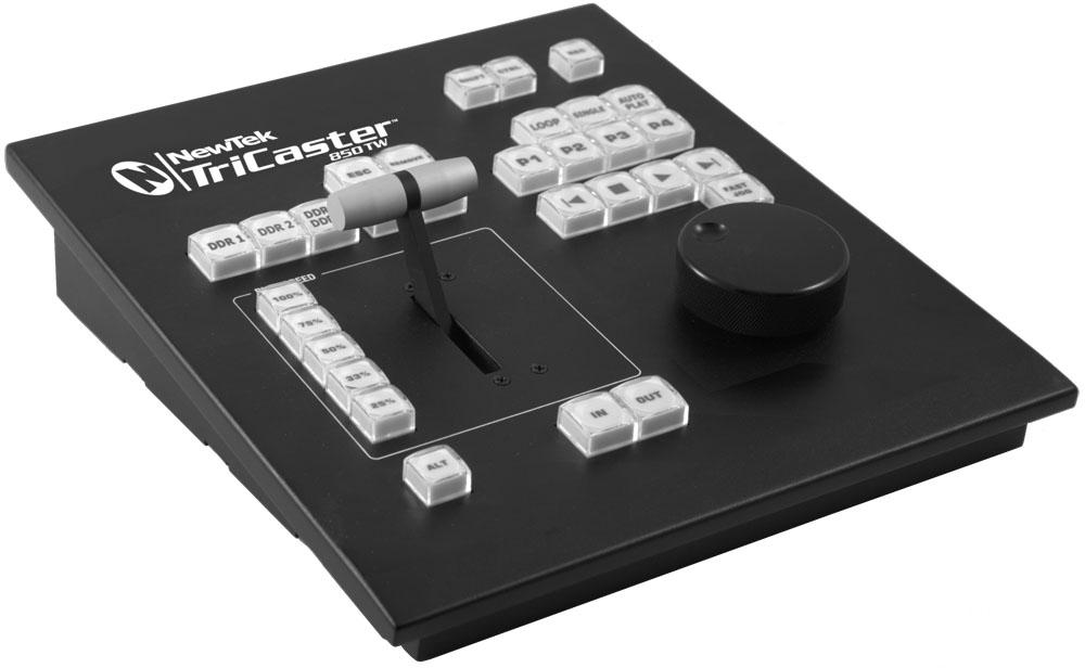 TriCaster TimeWarp 850 - 850TW Control Surface