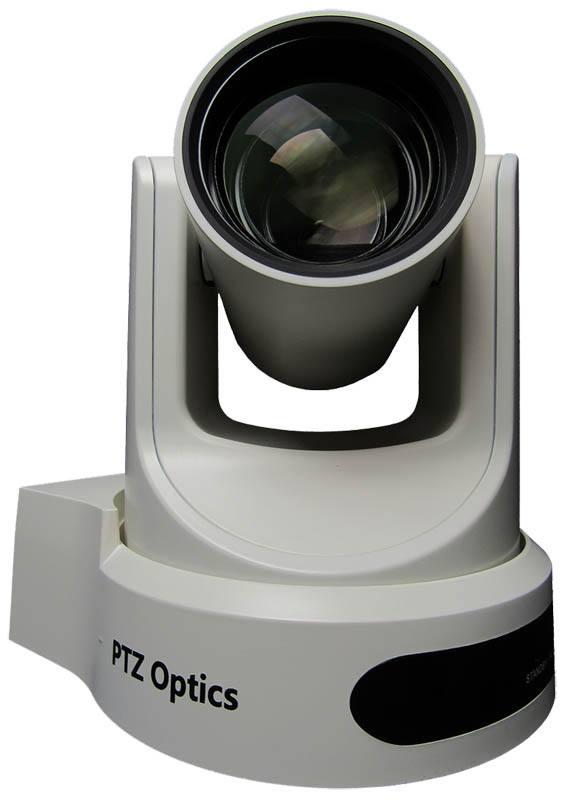 PTZOptics - 12X zoom - NDI - PT12X-NDI-WH