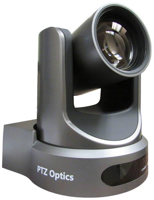 PTZOptics - 12X zoom - USB, HDMI, IP - PT12X-USB-GY-G2