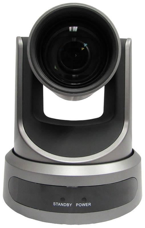 PTZOptics - 12x optical zoom - USB, HDMI, IP - PT12X-USB-GY-G2