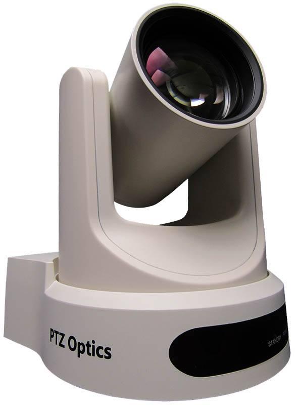 PTZOptics - 12X zoom - USB, HDMI, IP - PT12X-USB-WH-G2 - White