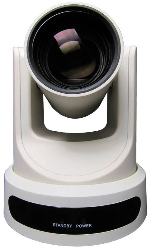 PTZOptics - 12x optical zoom - USB, HDMI, IP - PT12X-USB-WH-G2 - White